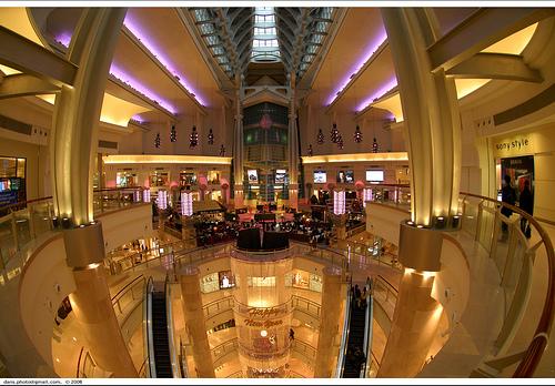 Dalam mall 101